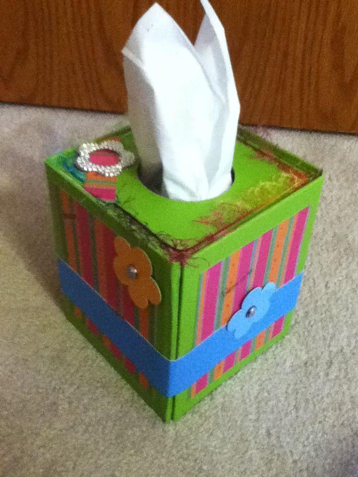Garett for tissues