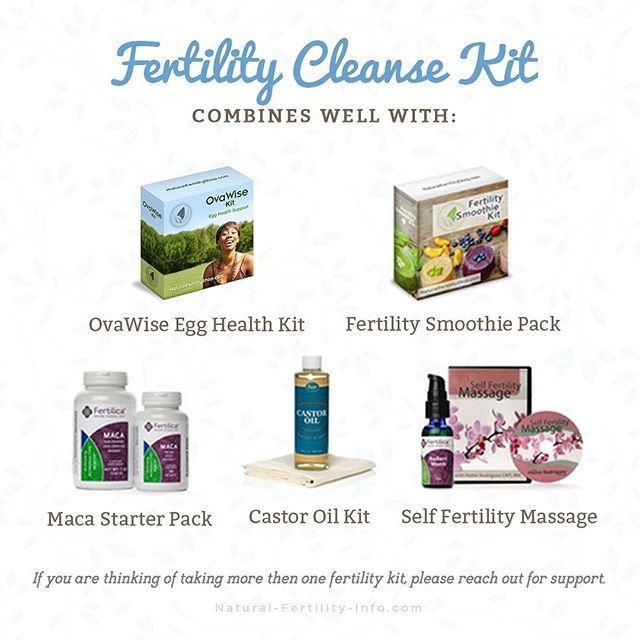 Fertility cleanse kit combines well with ovawise egg health kit fertility cleansing may be one of the best first steps you can take in preparation for conception and hormonal balance this fertility cleanse kit includes solutioingenieria Images