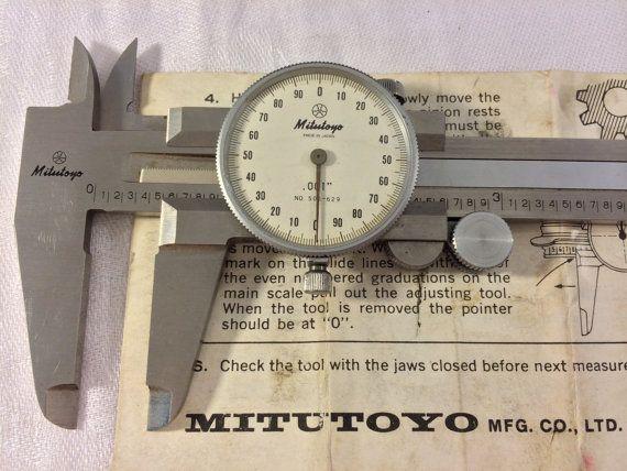 Mitutoyo Dial Caliper Repair