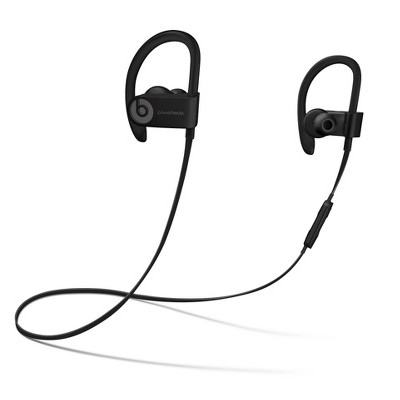 Beats Powerbeats3 Wireless Earphones Black Wireless Headphones Wireless In Ear Headphones Beats Earbuds