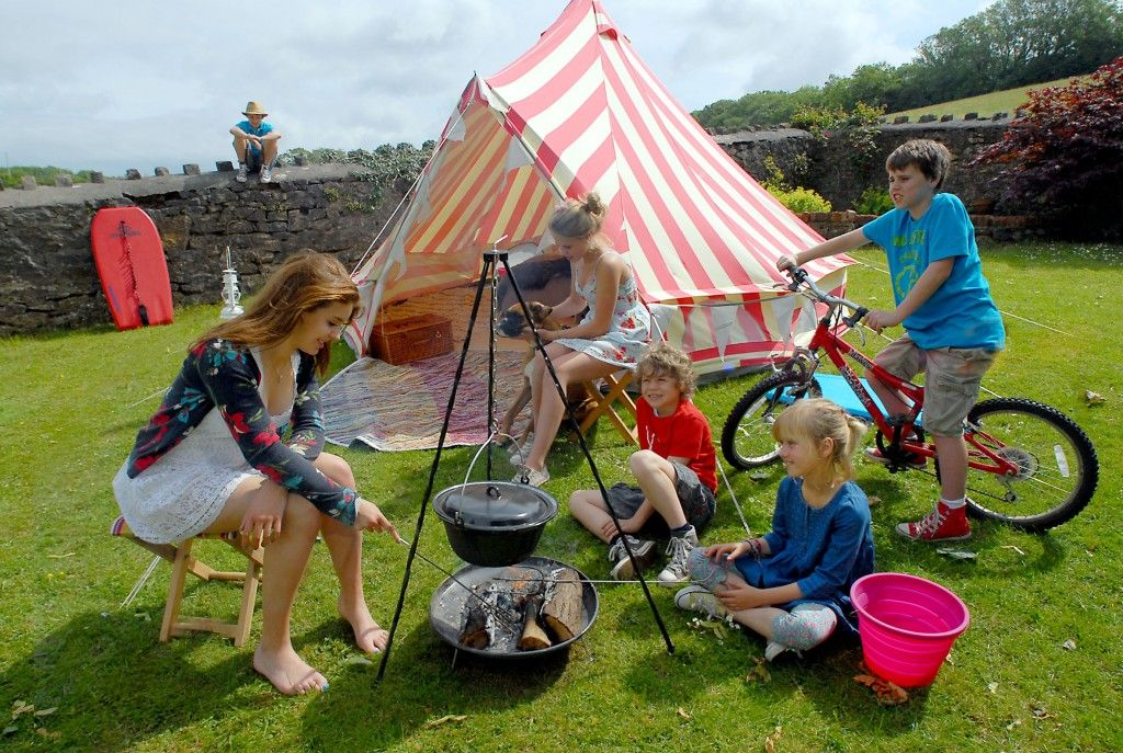 What Are The Best Camping Activities For Kids Cloud Watching A Meditative Activity Games Rules