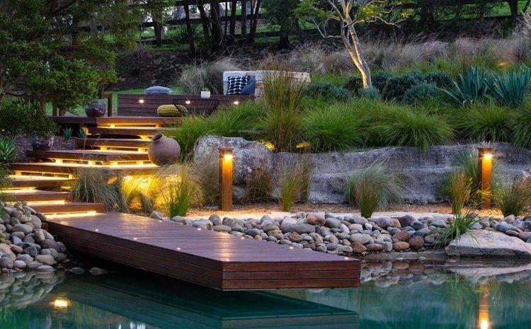 Aménager son jardin et terrasse – 52 idées pour votre oasis | Lawn ...