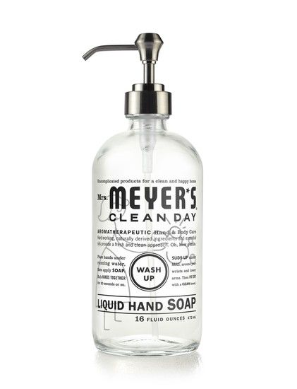 Mrs Meyers Hand Sanitizer Basil 2 Ounces Hand Aff Affiliate