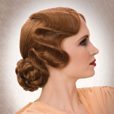 Photo of The Lost Art of Vintage Hair from Patrick Cameron – Behindthechair.com