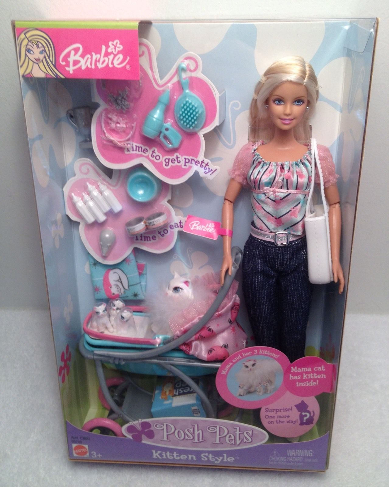 Pin On Barbies Of My Childhood