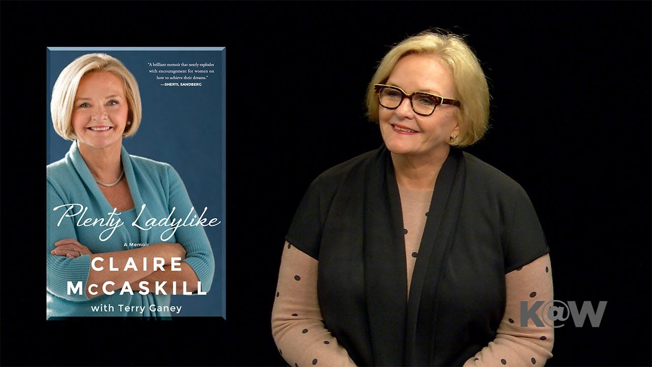Senator Claire McCaskill on Embracing Ambition