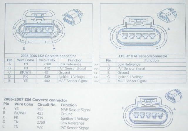 c5 corvette wiring diagram maf yahoo image search. Black Bedroom Furniture Sets. Home Design Ideas