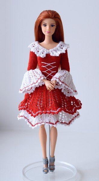 Anastasia Chudinovskikh | для кукол | Pinterest | Barbie ...