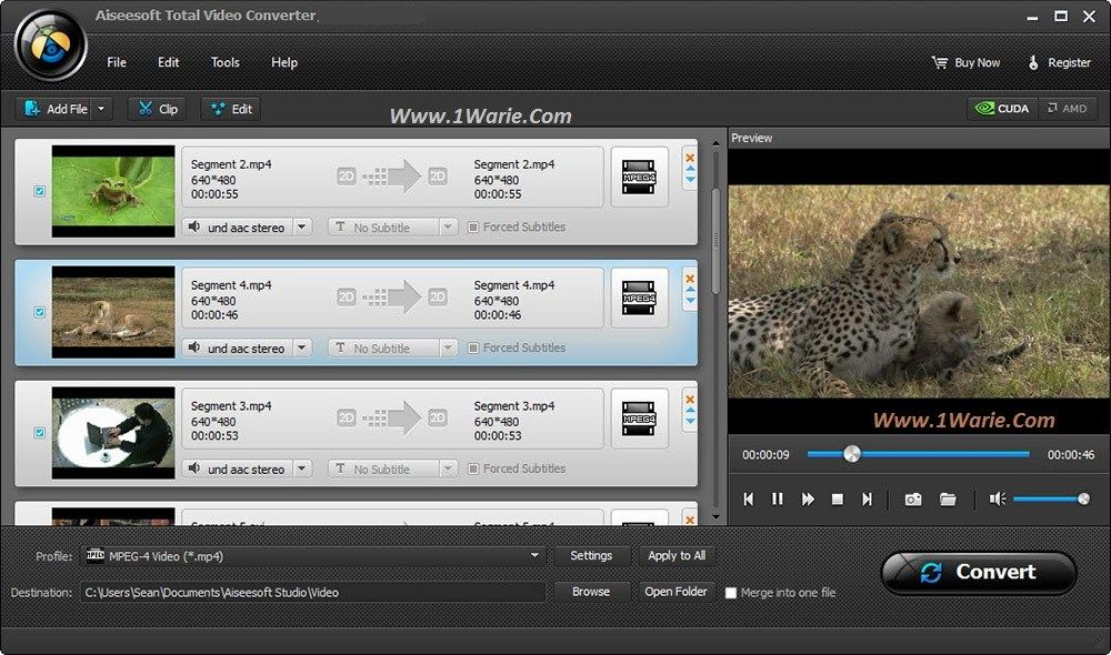 aiseesoft total video converter free download full version
