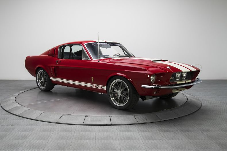 1967 Ford Shelby Mustang Gt500 Pro Touring 527 Ci Boss 9 V8 Ford