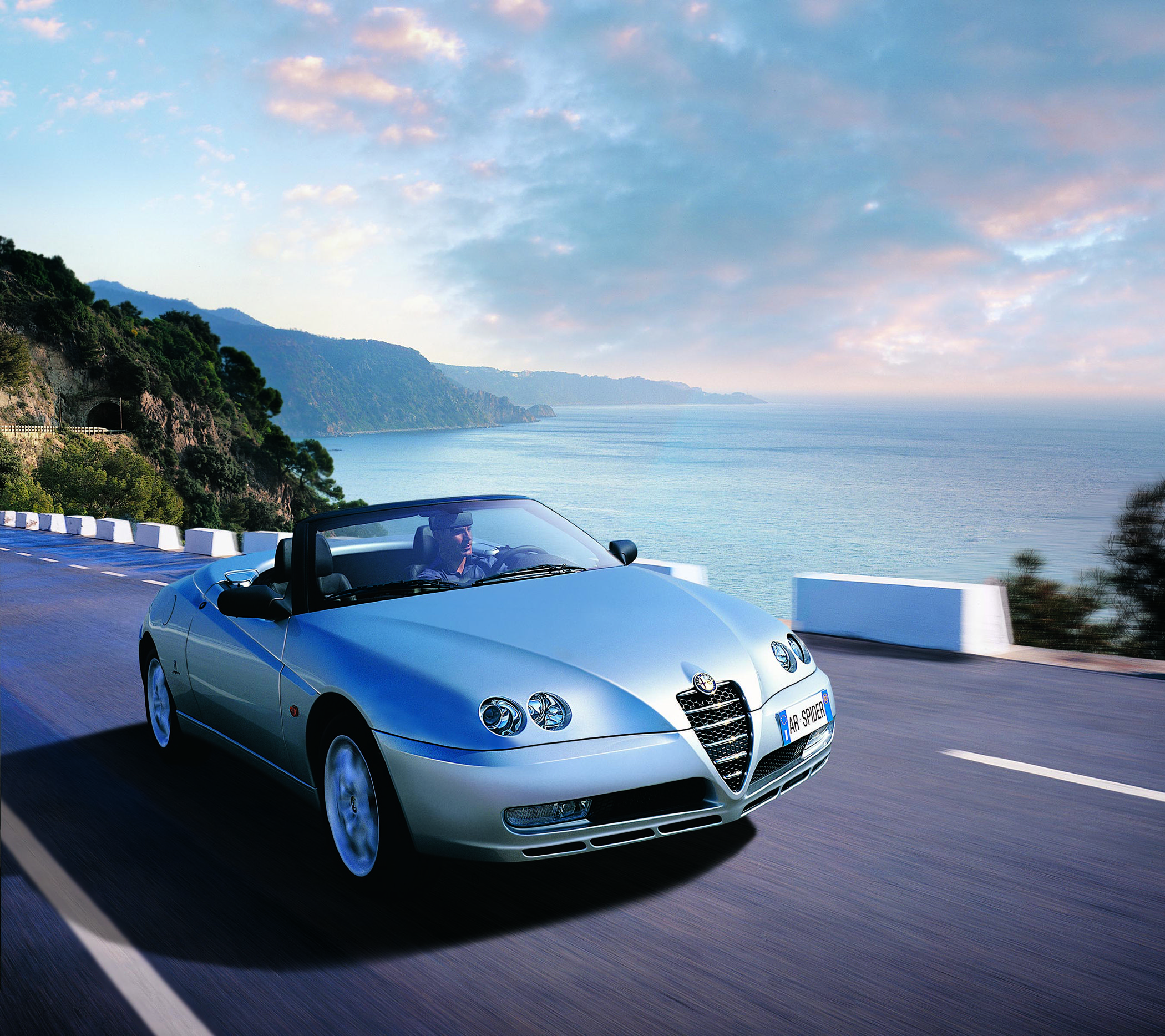 Alfa Romeo Spider, Alfa Romeo