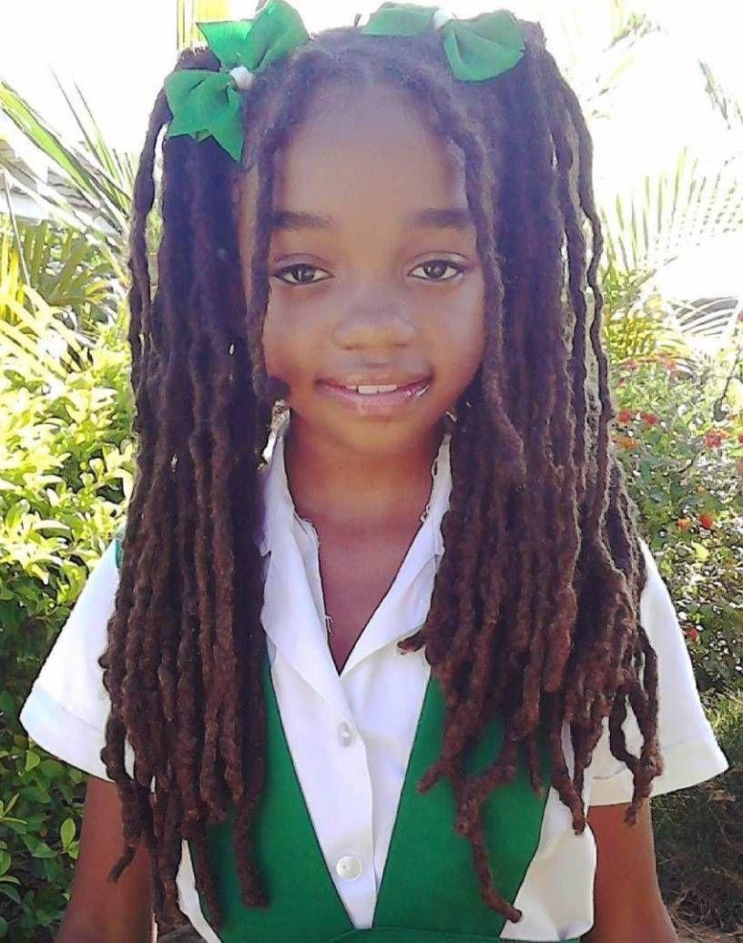 Black dredlocks for little girls pics
