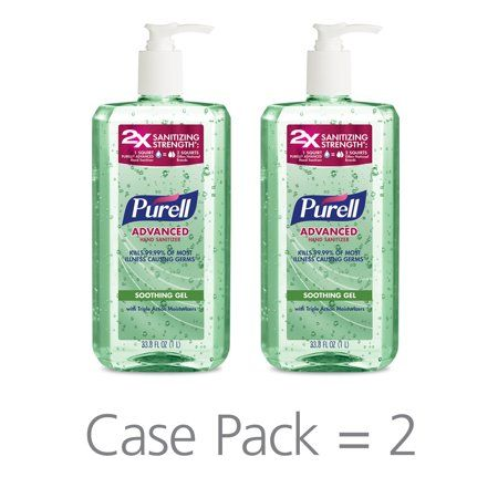 Purell Home Wellness Kit Hand Sanitizer Natural Hand Sanitizer