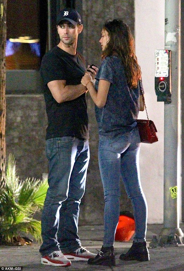 Chace Crawford Pictured With Ex Girlfriend Rachelle Goulding Chace Crawford Chace Gossip Girl