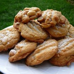 Salted Peanut Cookies - Allrecipes.com