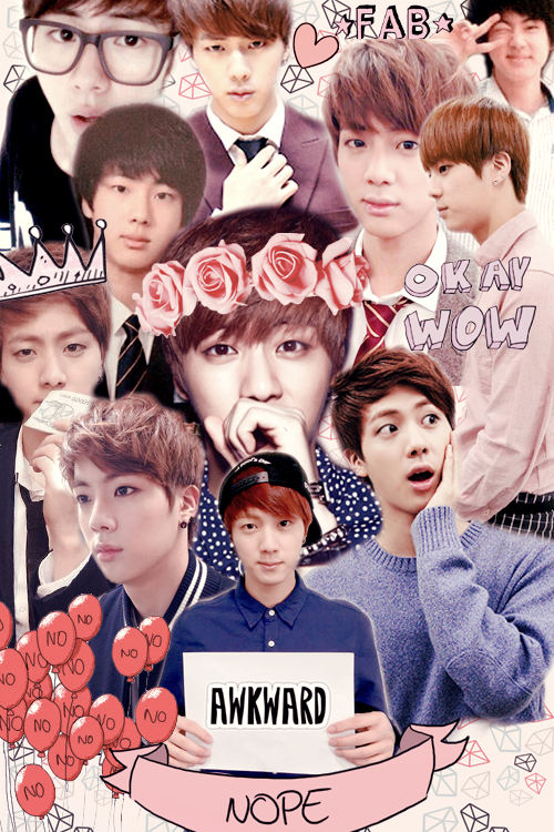 Happy Birthday Jin Korean B Day December 3rd U S B Day December 4th We All Love And Support Bts S Amazing Oldest Hyung We Hop Bts Jin Seokjin Bts Bangtan