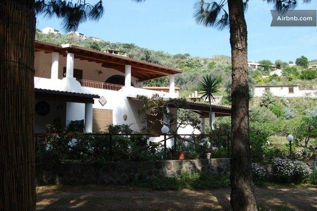 Another nice house on Lipari. Lipari, Places, Vacation