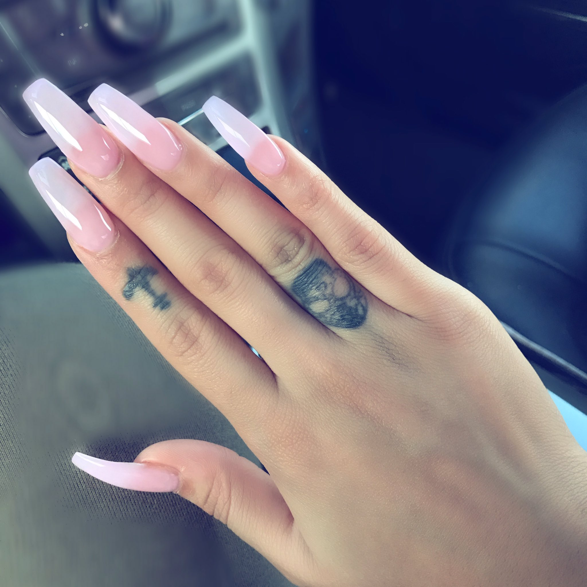 Pin by BærbieAmbition on BARBIENAILS   Pinterest   Nail inspo, Prom ...
