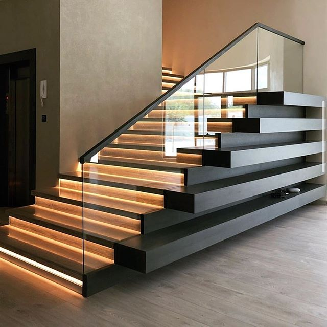 """Minimalgoods En Instagram: """"This Staircase Has An"""