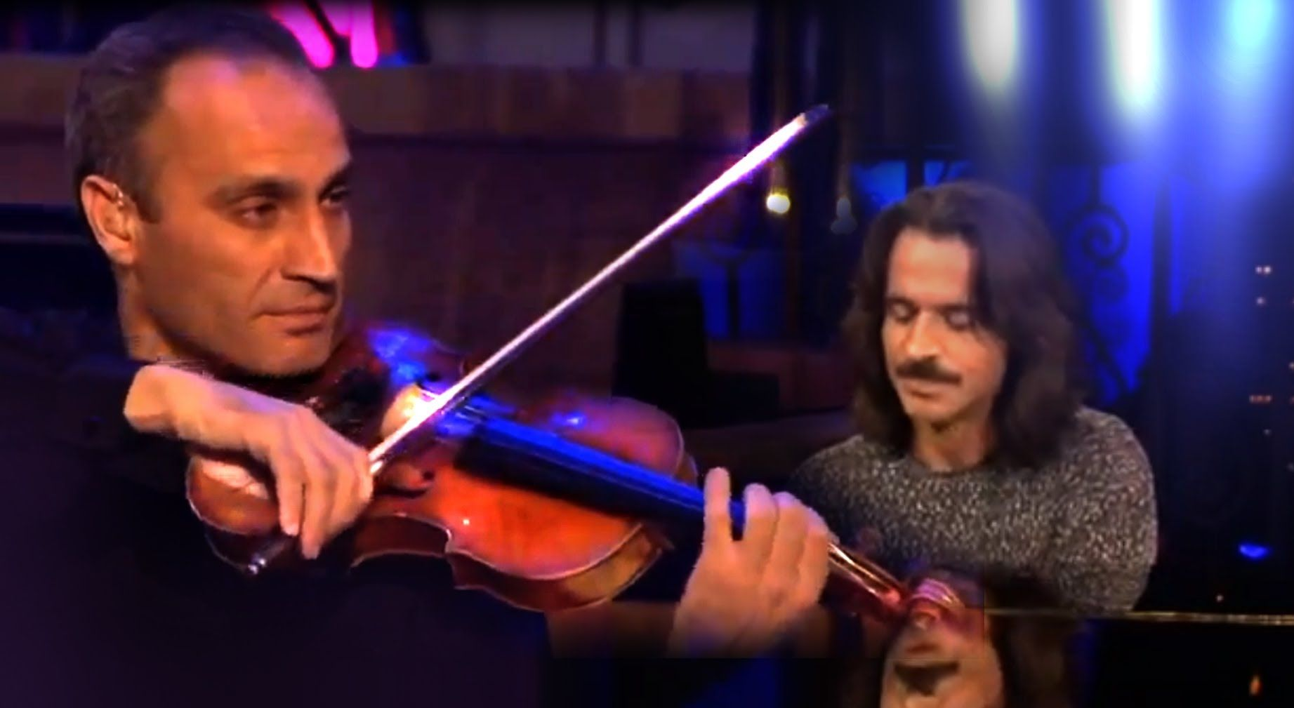 Yanni Until The Last Moment Violin Duet Samvel Yervinyan It S Wonderful Yanni Music Music Performance Soul Songs