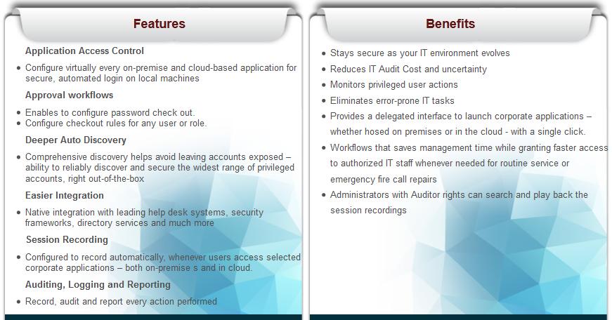 Identityvigil Pim Privileged Identity Management Features