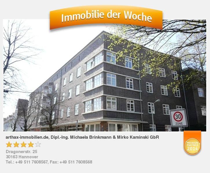 Sie wollen eine Wohnung kaufen in oder um Hannover? Für