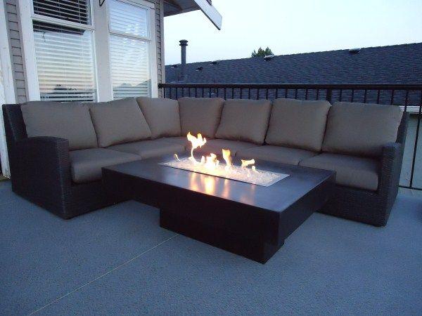 Bonfire Fire Tables Fire Table Fire Pit Table Fire Pit Furniture