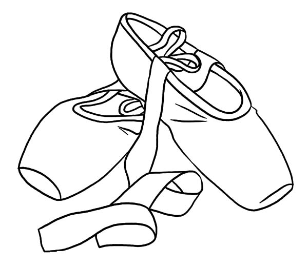 Princess Ballerina Shoes Coloring Pages Bulk Color Coloring Pages Super Coloring Pages Ballerina Coloring Pages