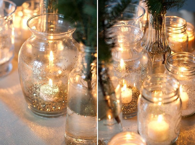 20 Sparkling DIY Glitter Decorations That Will Cheer Up ...
