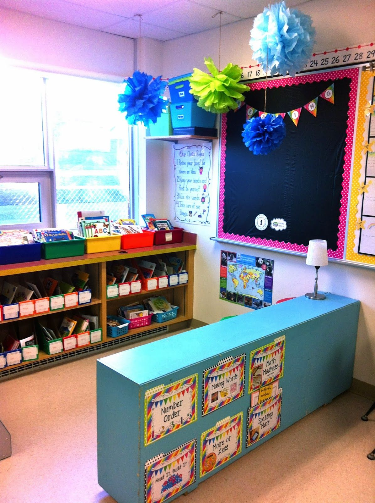 Welcome to My Classroom Tour!