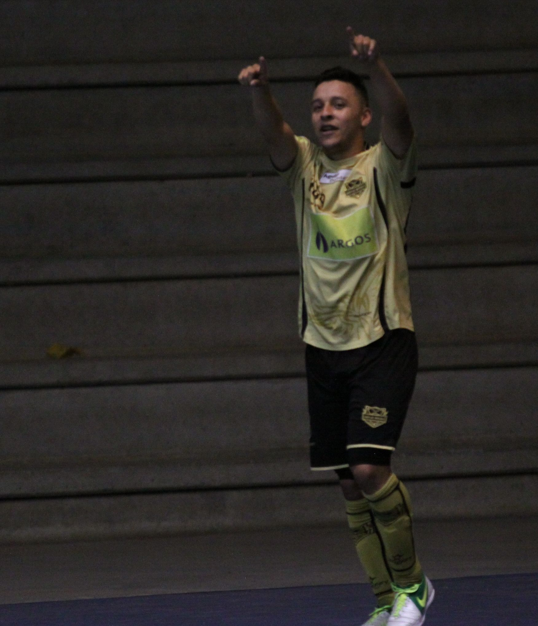 La figura de la 5ta fecha fue Luis Felipe Barreneche de las #ÁguilasDoradas