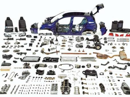 Charmant Auto Motor Explosionszeichnung Bilder - Der Schaltplan ...