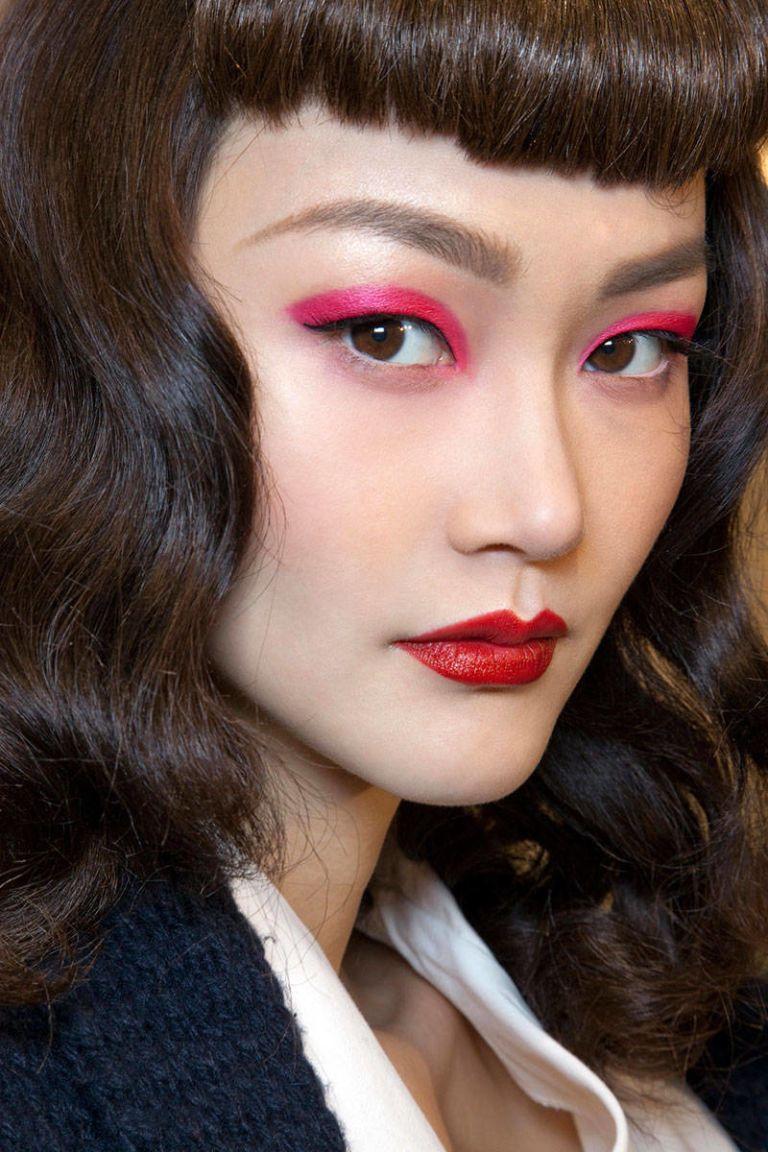 pat mcgrath's best runway looks | dior, makeup and makeup inspo