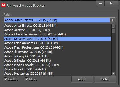 Adobe Patcher Setup Free - Whazzup-U