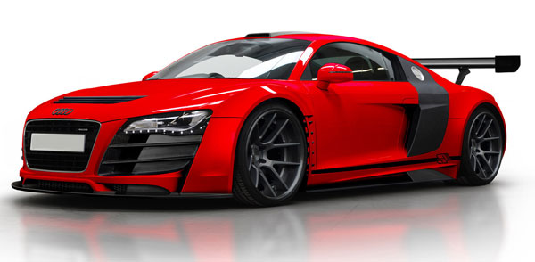 0 To 60 Audi R8