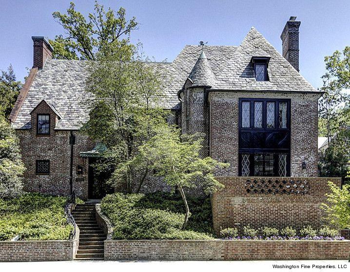 Obama Washington Rental Celebrity Houses Mansions House