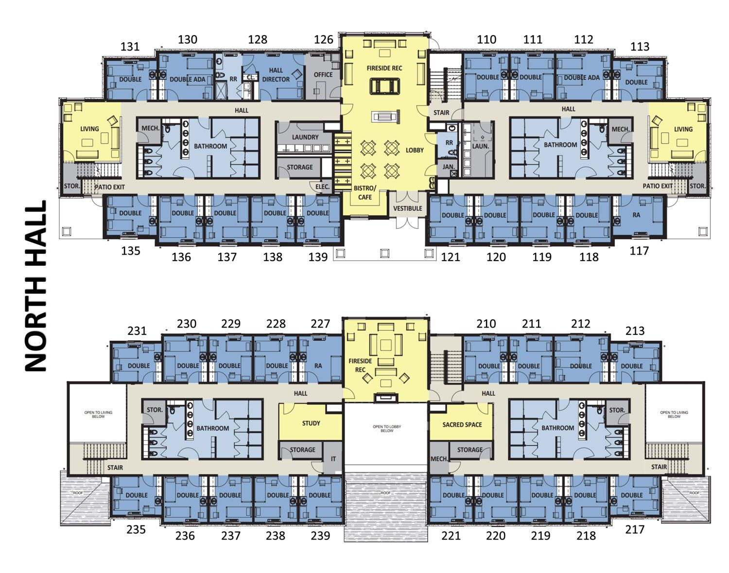 Our Residence Halls Female Residence Halls James Hall 1st Floor Floorplan 2nd Floor Floorplan 3rd Floor Floorplan Jame Hall Flooring Floor Plans Residence Hall