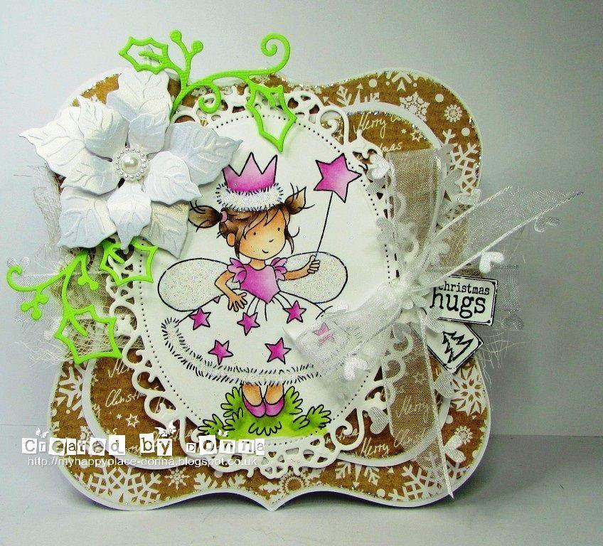December Calendar Fairy