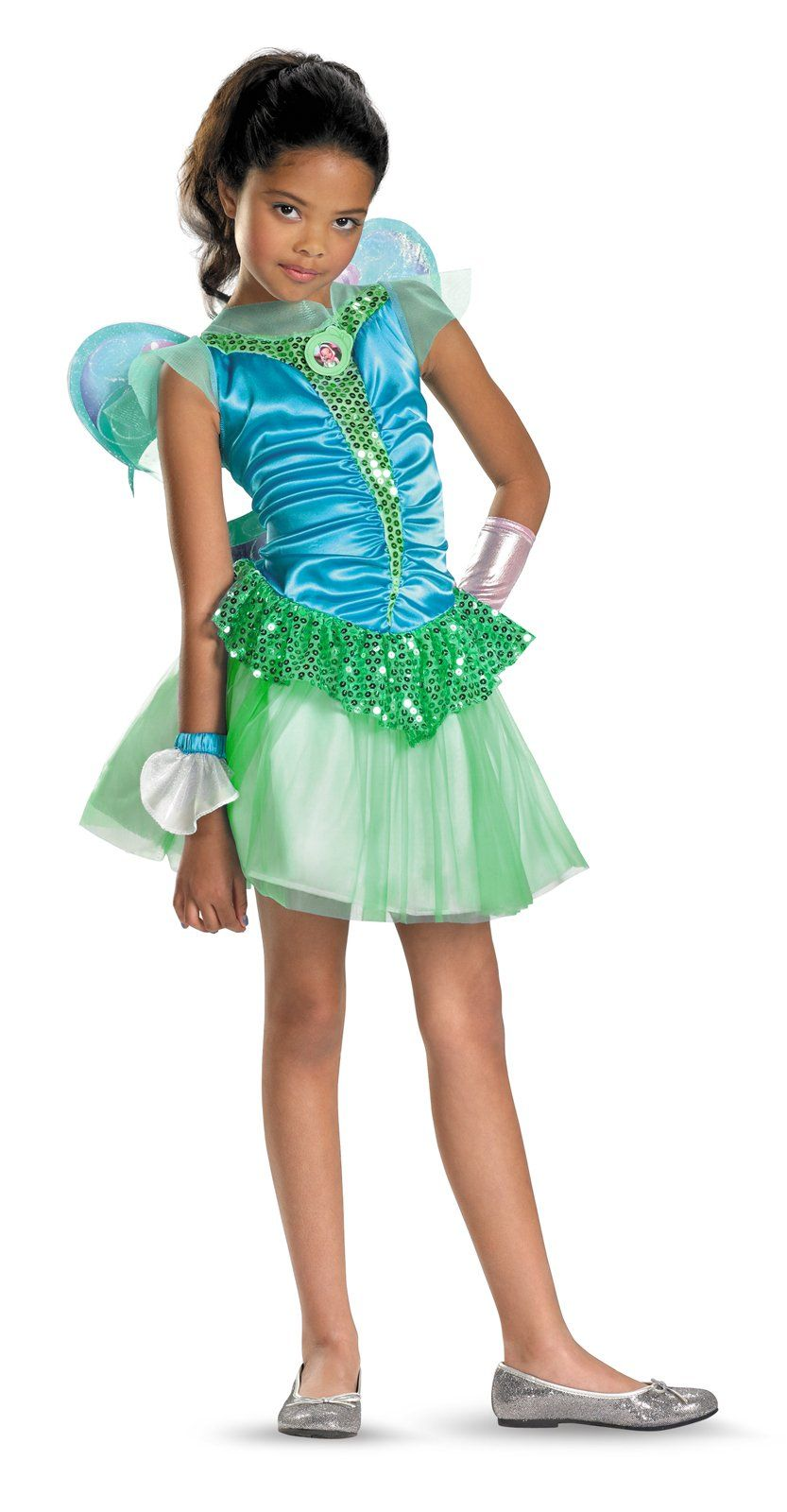 How to make a Winx costume for a girl with her own hands