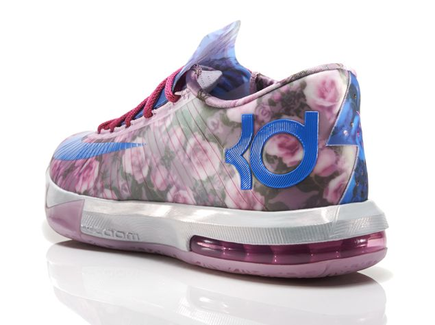 various colors 41740 24e08 Nike KDVI  Aunt Pearl  Basketball Shoes