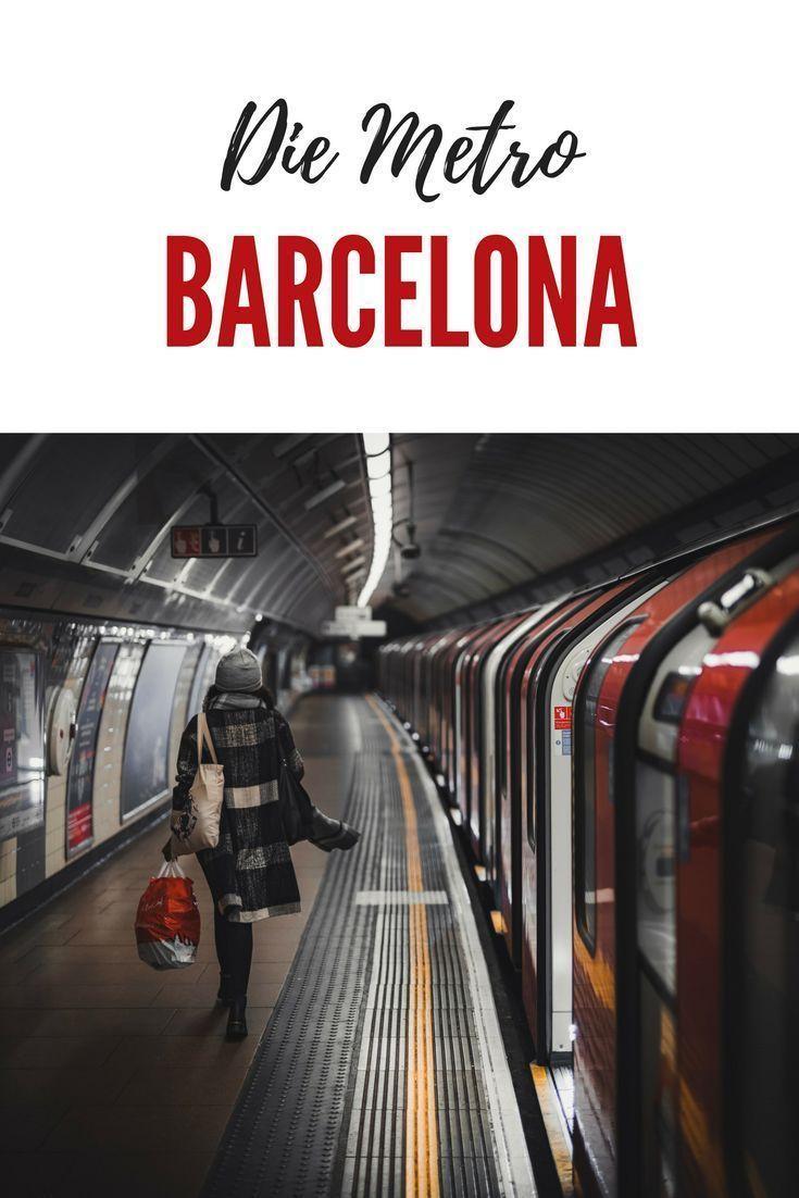 Metro in Barcelona 🚇 Preise und Zonen des Verkehrsmittels