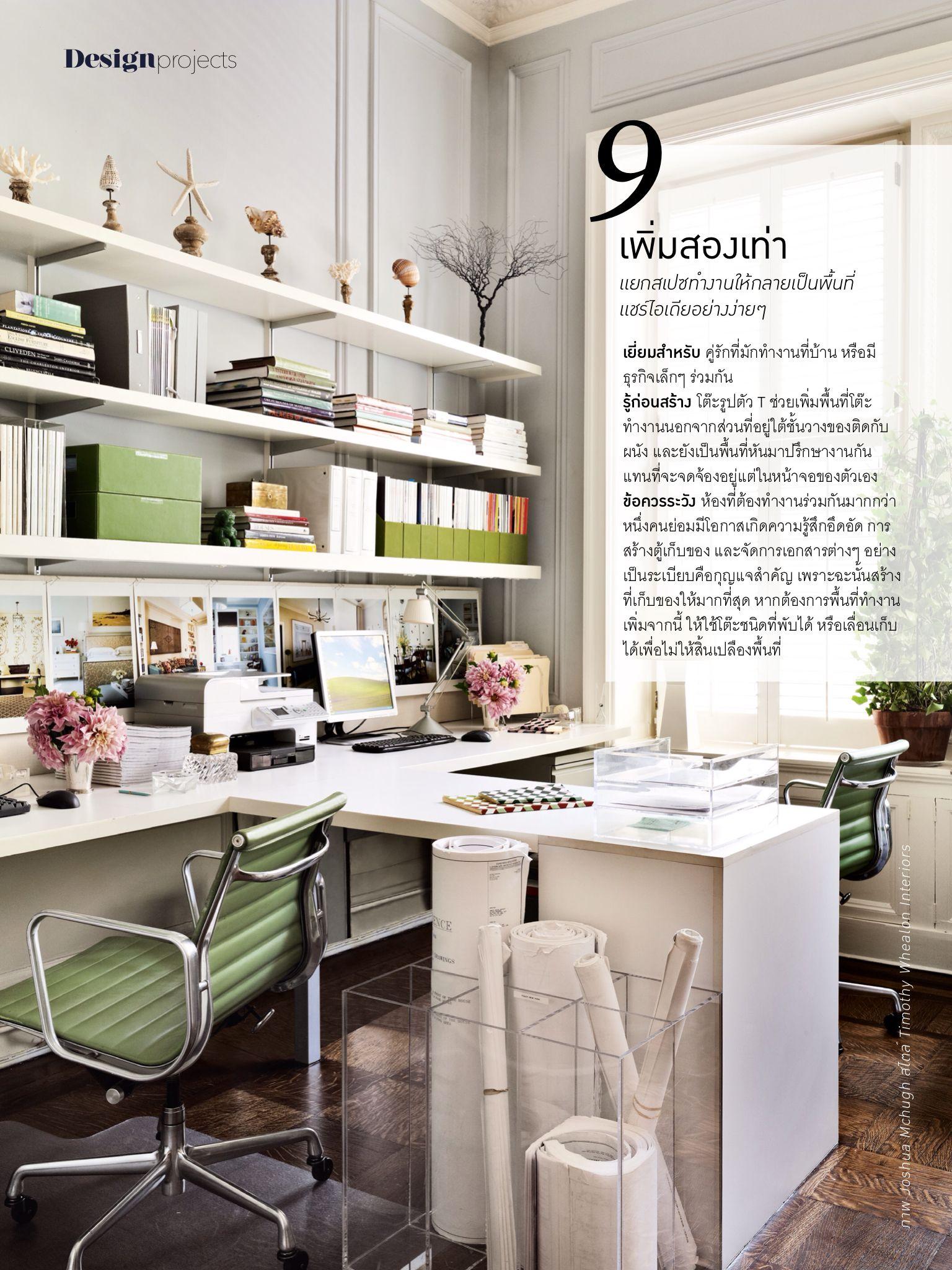 Living etc  Living etc, Desk, Shared office space