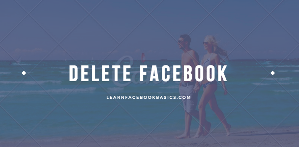 How to delete your facebook account permanently on android phone how to delete your facebook account permanently on android phone ccuart