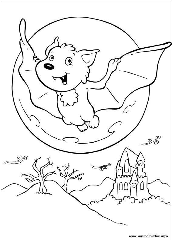 halloween ausmalbilder kostenlos – Ausmalbilder für kinder ...