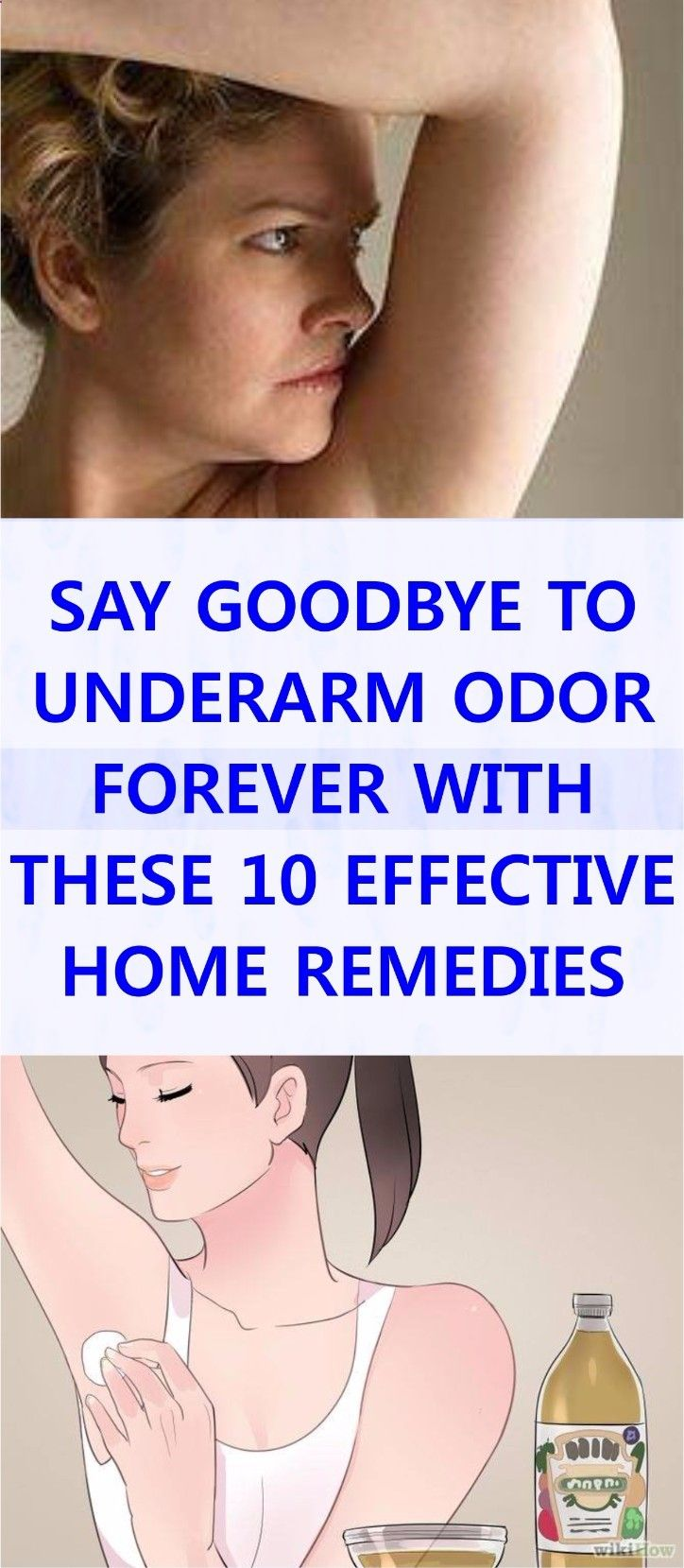 Say Goodbye To Underarm Odor Forever With These 10