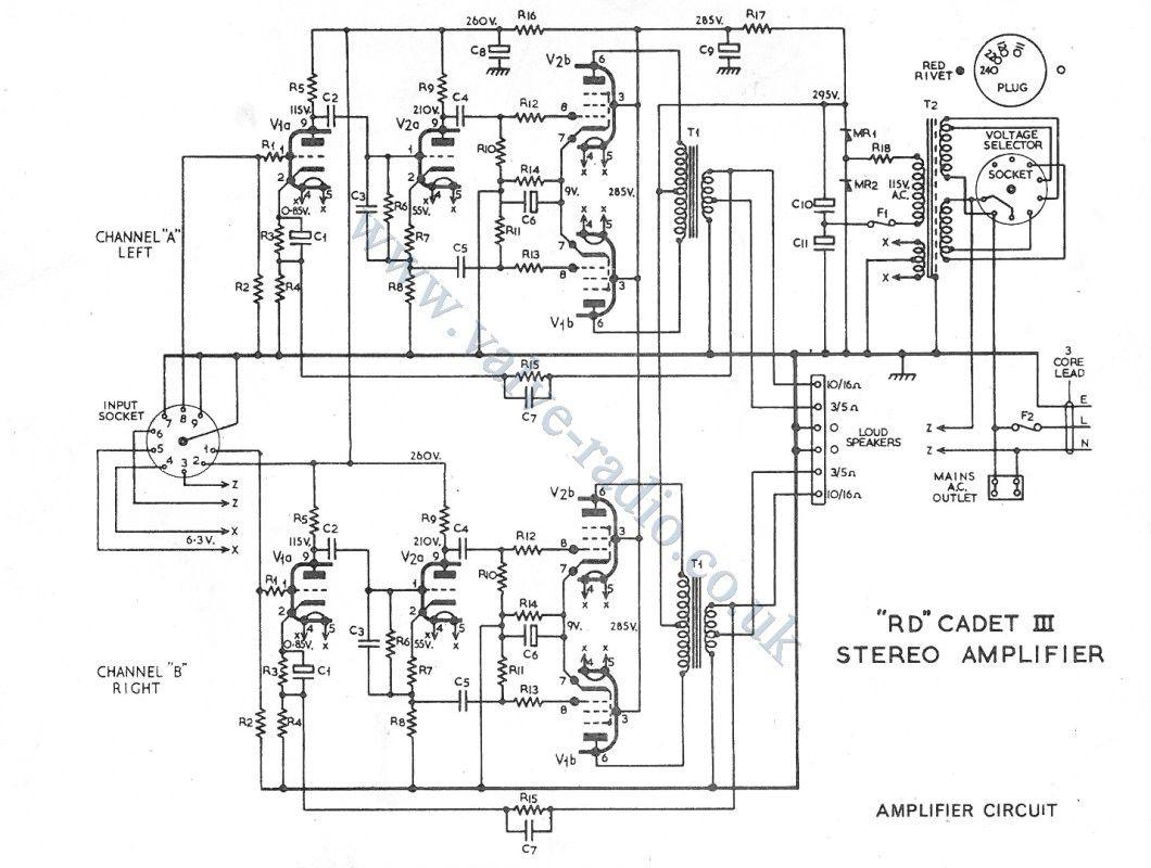 Austrovox Deluxe50 Tube Amp