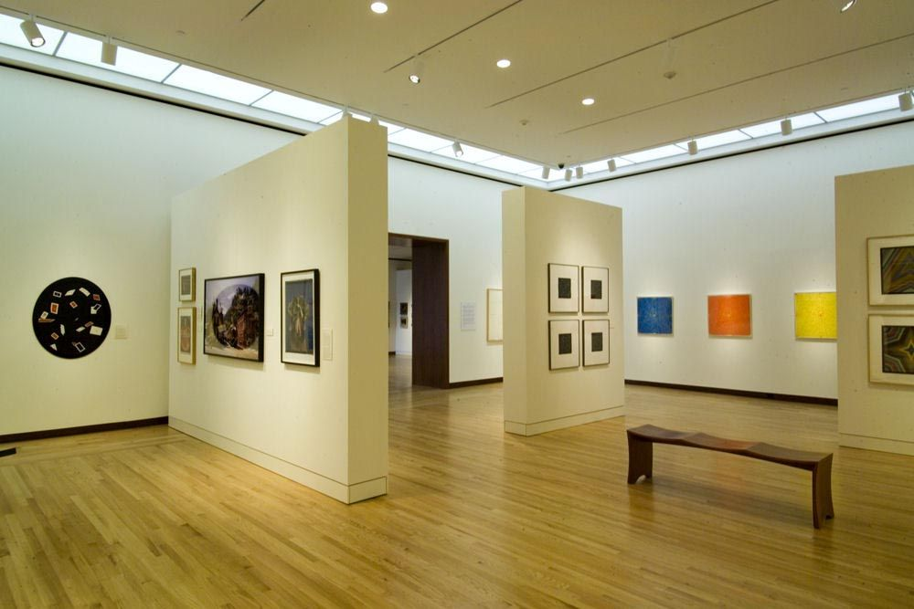 Interior Design Galleries Visit The New Britain Museum Of American Art In New Britain On .
