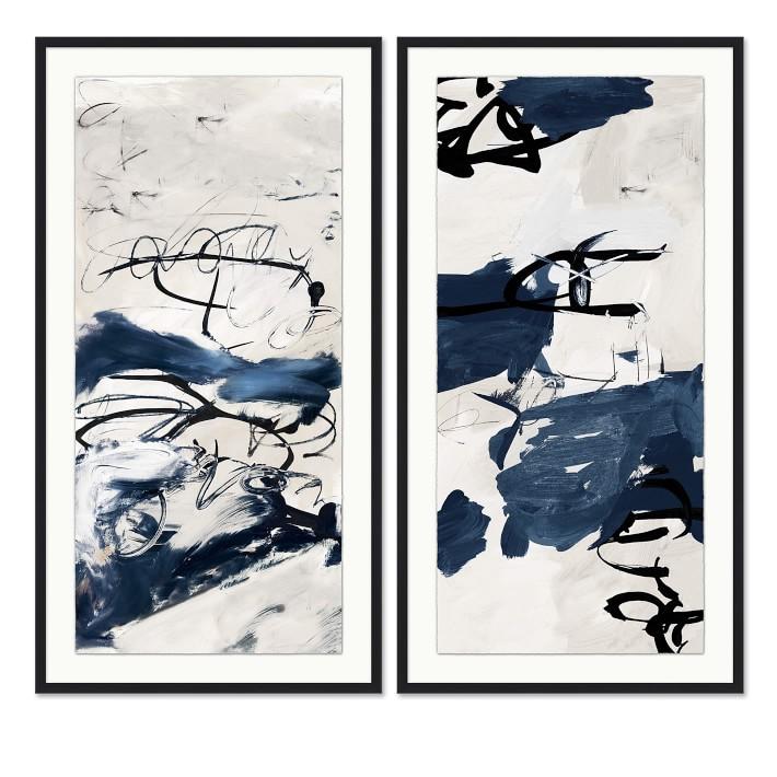 Rush Hour Series Abstract Prints Art Abstract