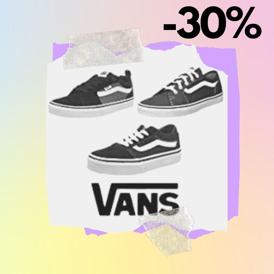 chaussures vans soldes