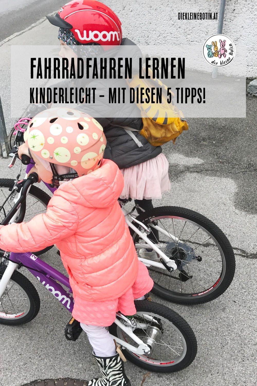 Woom Das Kinderfahrrad Kinder Fahrrad Fahrrad Fahren